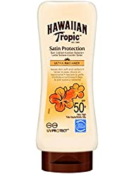 Hawaiian Tropic Lotion Protectrice Satin SPF 50 +
