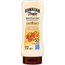 Hawaiian Tropic Satin Protection Sun Lotion LSF 50+, 180 ml