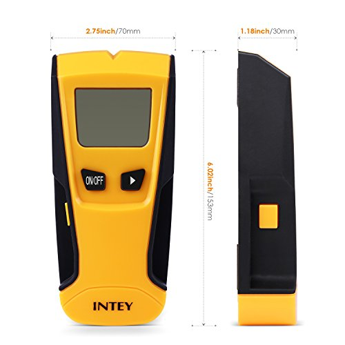 INTEY Stud Finder close up picture