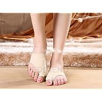 pedimend 3mm Soft Medical Gel Pad Fuß Schutz Socken (Paar) für entzündeten Fußballen zur Schmerzlinderung, Blasen... preisvergleich bei billige-tabletten.eu