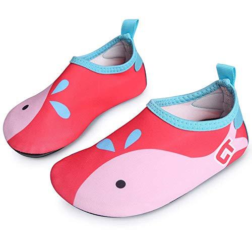 d79fe304e3375d L-RUN Wassersport Haut Schuhe Aqua Socken Zum Schwimmen