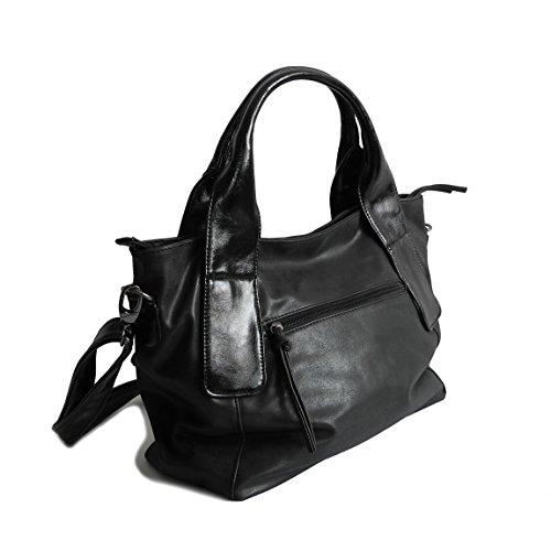 5d0a10d0da4cb ... Umhängetasche von Jennifer Jones - schöne modische elegante Damen Schultertasche  Handtasche Damenhandtasche Damentasche Woman s Bag ...