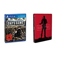 PS4: Days Gone - Standard Edition inkl. Steelbook (Exklusiv bei Amazon.de) [PlayStation 4]