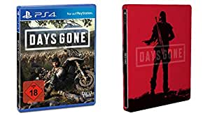 Sony Interactive Entertainment Days Gone - Standard Edition inkl. Steelbook (Exklusiv bei Amazon.de) [PlayStation 4]