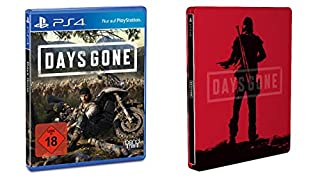 Days Gone - Standard Edition inkl. Steelbook (Exklusiv bei Amazon.de) [PlayStation 4] (B07MSVJ4W6)   Amazon Products