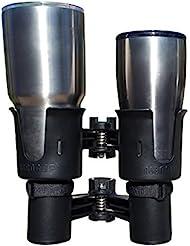 Robocup 12colores, mejor taza soporte para bebidas, caña de pescar/poste de extensión, barco, silla de playa/Golf carrito/silla de ruedas/andador/baquetas/Soporte de micrófono