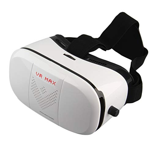 New Black Virtual Reality VR Max Headset 3D-Videobrille für Smartphone JBP-X