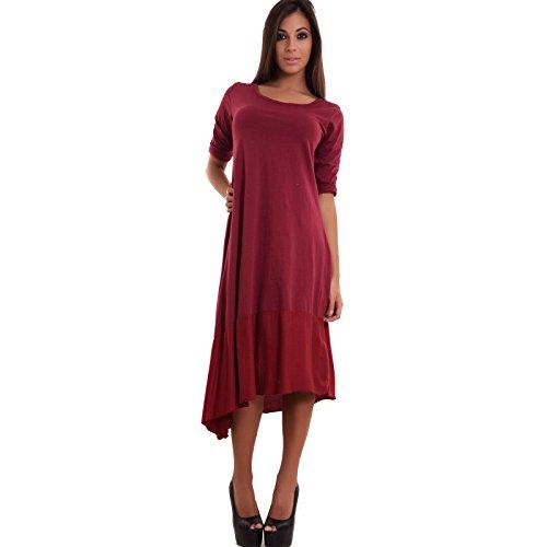 Toocool - Robe - Femme Bordeaux