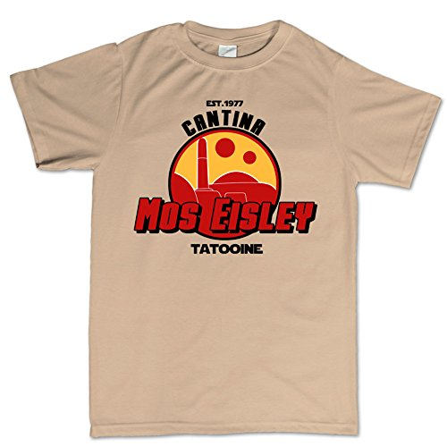 Customised Perfection MosEisleyCantinaTatooineT ShirtSND5XL XXXXXL Sand