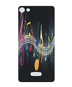 Techno Gadgets Back Cover for Micromax Canvas 5 E481