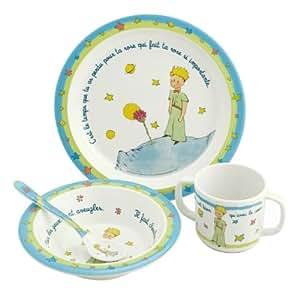 Petit jour Le Petit Prince - PP901C - Jeu d'imitation - Cuisine - Coffret Cadeau - 4 Pièces