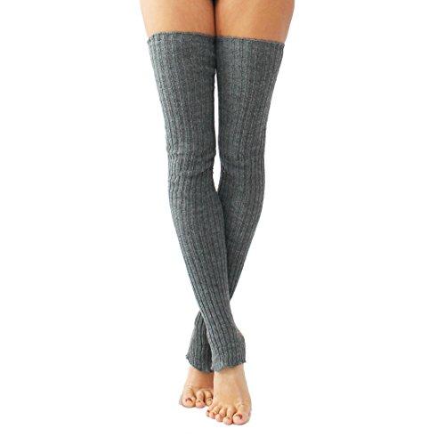 Wink Stirrup Leg Warmers Red