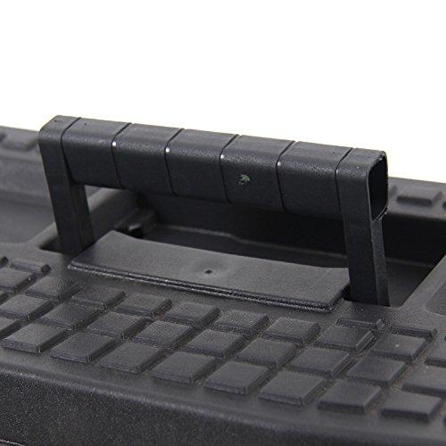 Kunststoff Werkzeugkoffer ERGO Basic 27″, 60x34cm Kasten Werzeugkiste Sortimentskasten Werkzeugkasten Anglerkoffer - 5