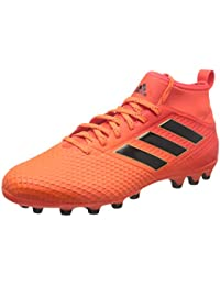 sports shoes ee07e 7a970 adidas Men s Ace 17.3 Ag Football Boots Black White