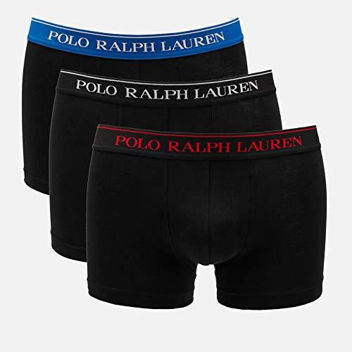 Polo Ralph Lauren Herren Boxershorts 3er Pack Classic Trunk (L, Mehrfarbig (Miscellaneous 035))