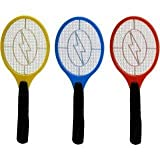 #4: Teconica Mosquito Killer Bat Rechargeable Electronic Racket Zapper Swatter Bug Insect FLY