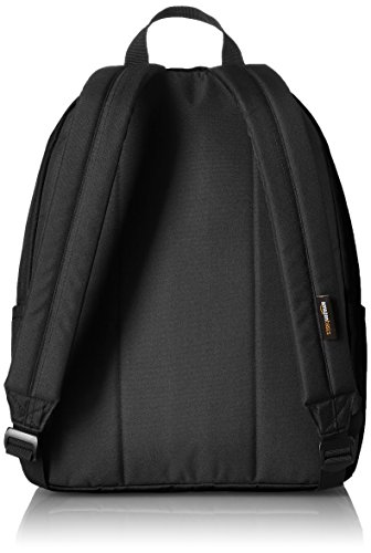 Best womens leather backpack in India 2020 AmazonBasics 21 Ltrs Classic Backpack - Black Image 4