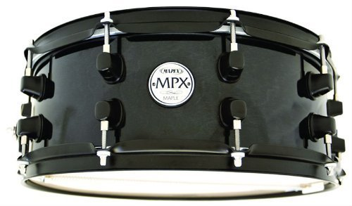 mapex-mpx-14-x-55-maple-transparent-midnight-black-snare-drums-wood-snares