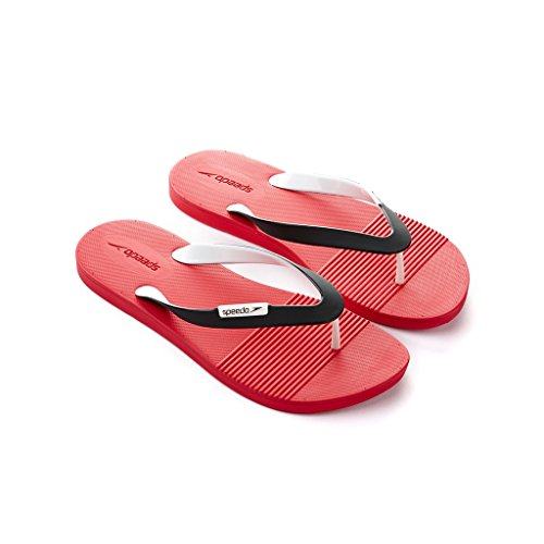Speedo Saturate Ii Thg Am Flipflops USA Red/Oxid Grey/White