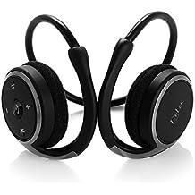 Auriculares Bluetooth 4.0 Inalámbrico Deportivo Dylan Headphone con Tecnología Clear Voice Compartible Universal Todo Móvil