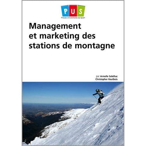 Management et marketing des stations de montagne