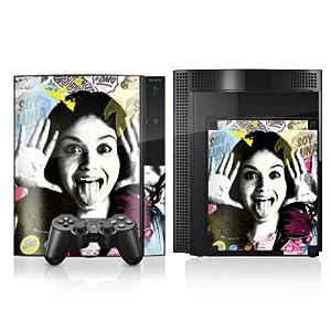 DeinDesign Sony Playstation 4 Controller Folie Skin Sticker aus Vinyl-Folie Aufkleber Soy Luna Disney Fanartikel Geschenke