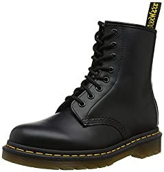 Dr. Martens 1460 Original Unisex Adult Ankle Boots, Black (Black), 6 Uk (39 Eu)