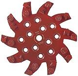 Diamant Stern-Schleifscheibe Ø 250 mm für Einscheibenschleifmaschinen für weiche und harte Beschichtungen