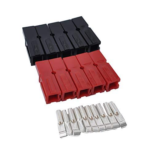 Barlingrock 2019 20x AutoBatterieStecker 15Amp Power Elektrischer Stecker Stecker Golf Trolley -