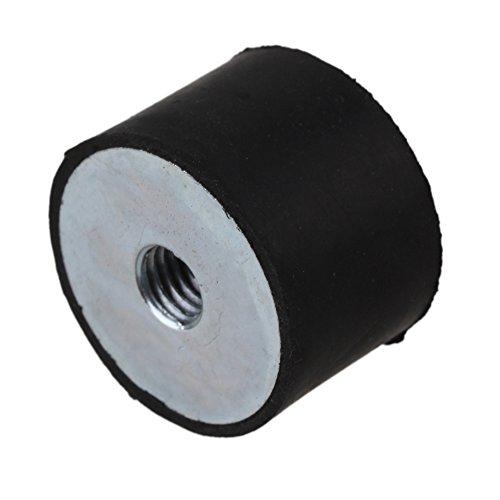 bqlzr-de-m8-x-30-x-20-mm-filetage-femelle-supports-en-caoutchouc-base-isolateur-remplace-silentblock