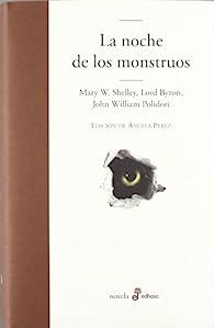 La noche de los monstruos par Mary Shelley
