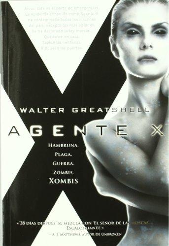 Agente X / Apocalypse Blues Cover Image