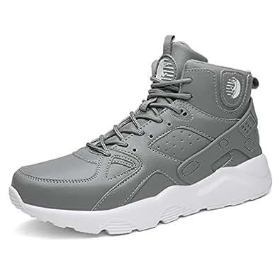 Bild nicht verfügbar. Keine Abbildung vorhanden für. Farbe  Männer Sportschuhe  Sneakers Verschleißfeste Rutschfeste solide Basketball-Schuhe ... 5dd3efe14b