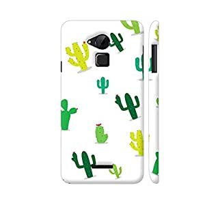 Colorpur Green Cactus Designer Mobile Phone Case Back Cover For Coolpad Note 3 / Note 3 Plus | Artist: Dolly P