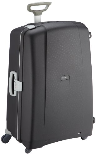 Samsonite Aeris Valigia, Spinner 82 (81cm-118.5L), Nero (Black)