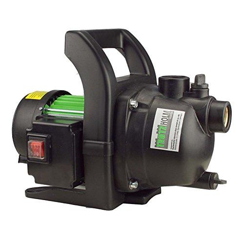 *Trutzholm® Gartenpumpen Wasserpumpe Pumpe Teichpumpe 1.000W 3.200 l/h 4,4 bar Förderhöhe 44m*