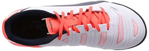 Puma Evopower 4.2 Tt, Chaussures de Football Homme Blanc (white-total Eclipse-lava Blast 05)