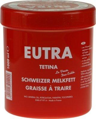 MELKFETT Eutra Tetina vet. 1000 ml Creme