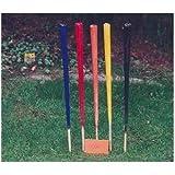 6 Gartenfackeln 120-150min Partyfackeln - 70cm Fackeln 3 Farben Wachsfackeln