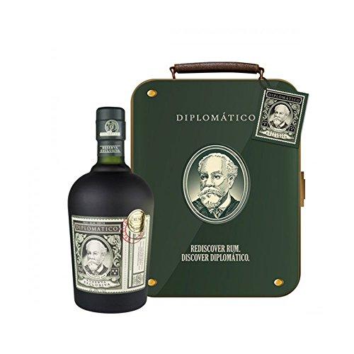 Diplomático Reserva Exclusiva Rum Suitcase (1 x 0.7 l) Limitiert auf 1080 Stück