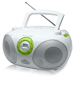 Muse M-25RDW Portable Stereo ( CD Player, MP3, )