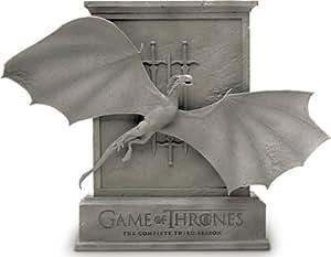 Game of Thrones - Season 3 Limited Edition Dragon Packaging [Blu-ray] [2014] [Region Free]
