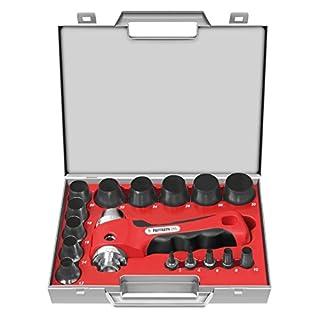 Paffrath Satz koppelbare Lochstanzer, Durchmesser 3 - 30 mm, 0800330