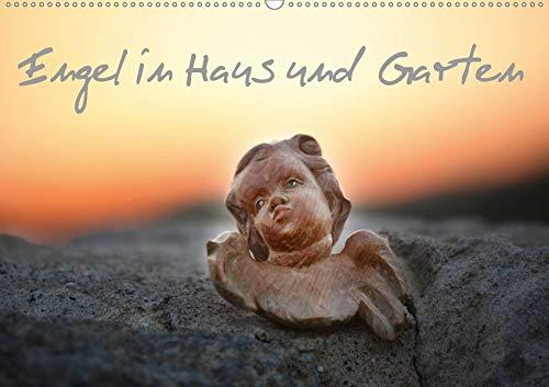 Engel in Haus und Garten (Wandkalender 2020 DIN A2 quer): Engel begleiten Sie durch das Jahr. Liebevoll inszeniert die Fotografin Sophie Tiller die ... 14 Seiten ) (CALVENDO Glaube) -