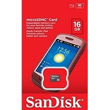 Sandisk 16GB MicroSDHC Micro SD HC Memory Card Stick For Nokia Lumia 820 Mobile Phone