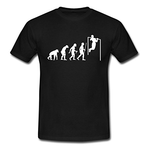 evolution-pull-up-klimmzug-manner-t-shirt-von-spreadshirtr-l-schwarz
