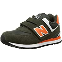 New Balance NBKG574AGP Sneaker, Bambino