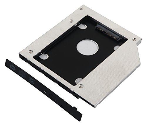 Deyoung Caddy-Adapter 2. SAT HDD SSD Festplatte für Lenovo IdeaPad Z40-70 Z50-70 Z50-75 Z70-80 - Factory Integration-adapter