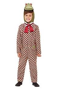 Smiffys 48781T2 - Disfraz de lujo para niños de 3 a 4 años (producto oficial de Wind in The Willows)