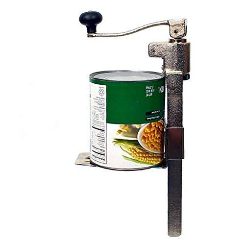 Garcia de pou apriscatole da banco 46,5 (h) cm argento ferro - 1 unità